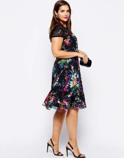 Такое платье