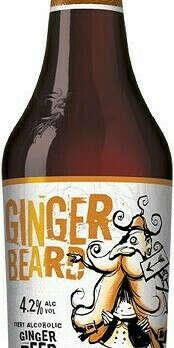 "Пиво Wychwood, ""Ginger Beard"