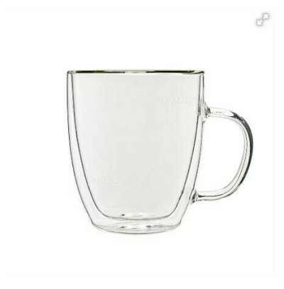 """Чашка из двойного стекла """"Филадельфия"""", 500 мл"""