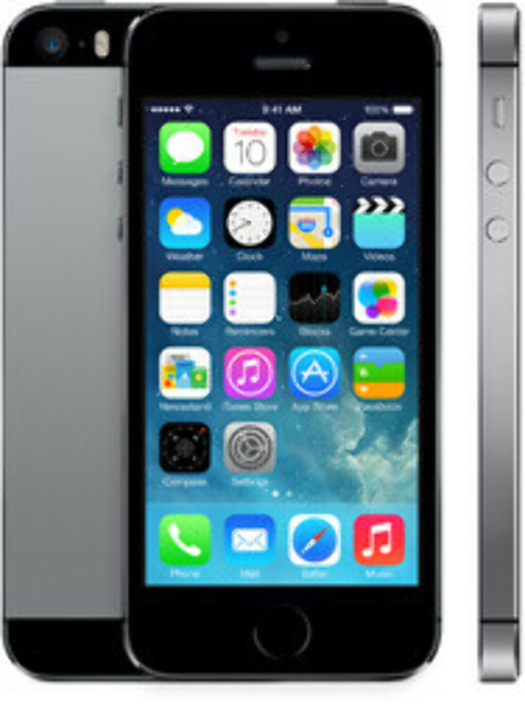 iPhone 5 S 16Gb Space Grey
