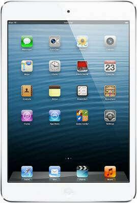 Планшет Apple iPad mini 64Gb Wi-Fi (белый)