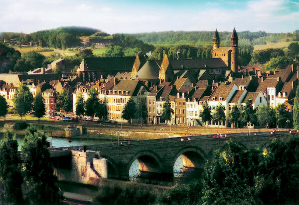 Побывать в Люксембурге