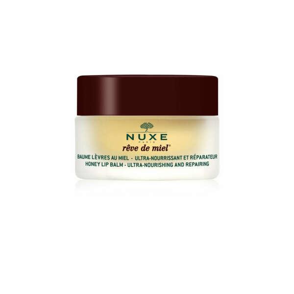 Nuxe Rêve de Miel ультрапитательный бальзам для губ с медом