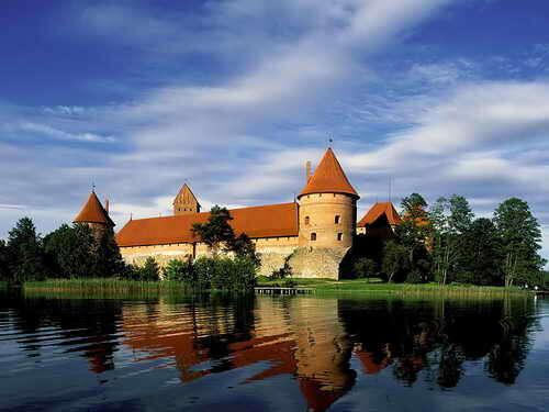 Побывать в Литве