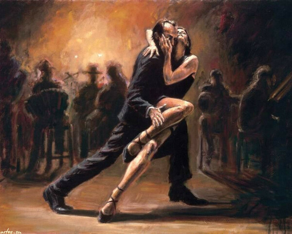 Станцевать танго