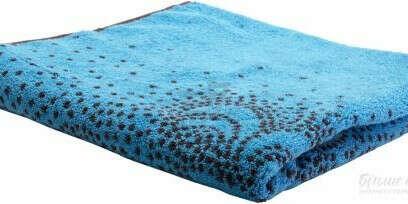 Рушник NIGHT 70x140 см блакитний Lorenzzo