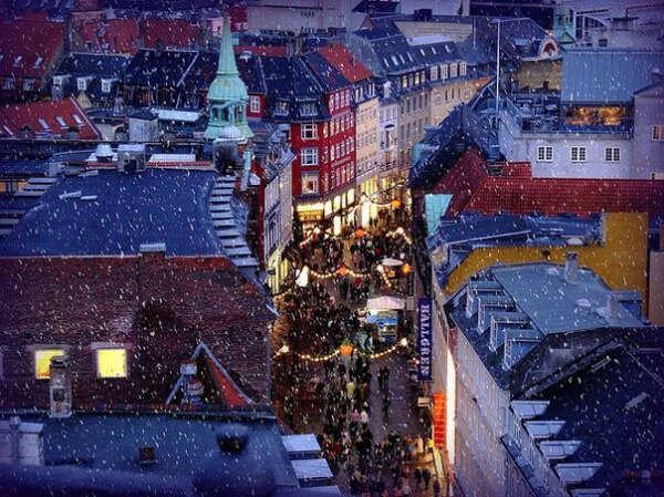 Поездка в Копенгаген