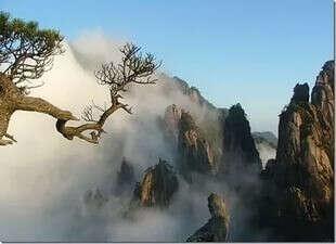 Подняться на Хуаншань