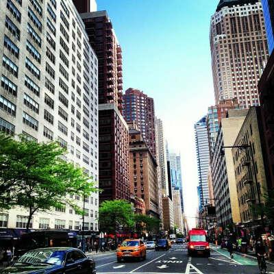 Поездка в NY