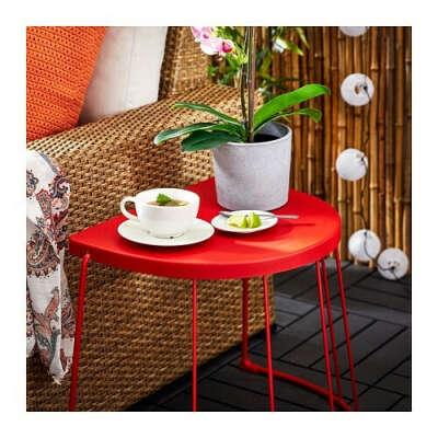 ТРАНАРЁ Табурет/приставной стол,д/дома/сада   - IKEA