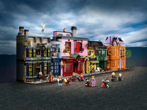 LEGO Косой Переулок Harry Potter