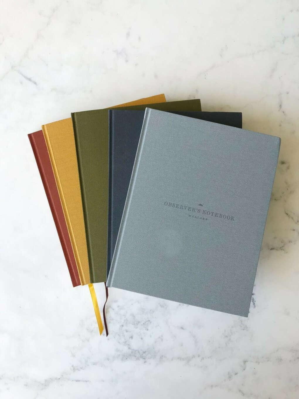Observer's Notebooks