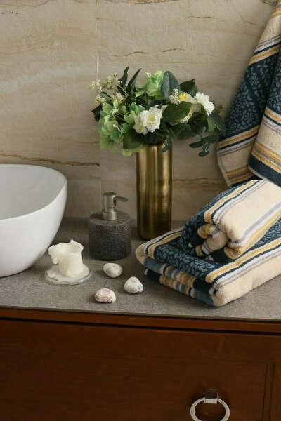 диспенсер для мыла из камня Casa Stockmann