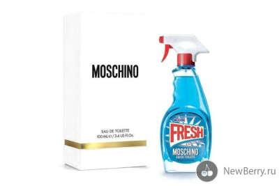 """""""Fresh"""" от Moschino"""