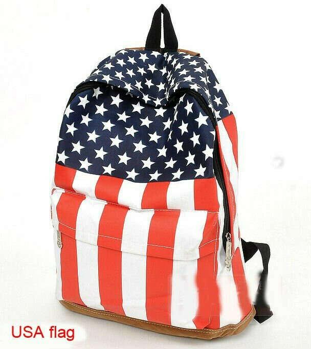 Рюкзак с флагом США