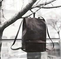 Рюкзак Code Black by Apostille Boutique