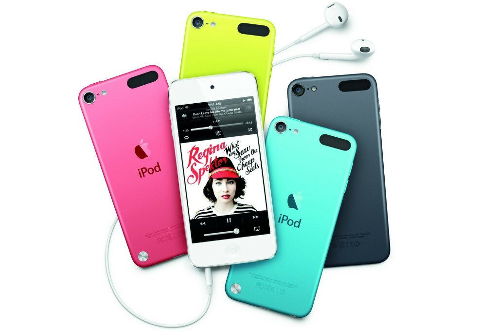 Ipod Touch 5 White