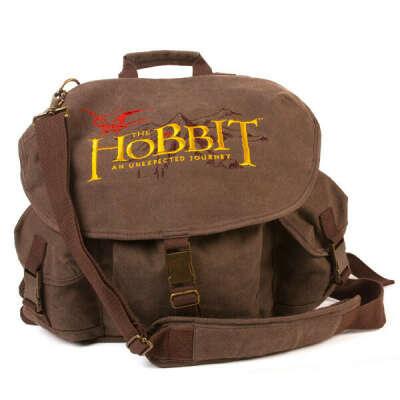 Рюкзак The Hobbit Logo Хоббит Купить в магазине G4SKY.ru