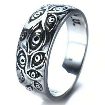 Глазастое кольцо