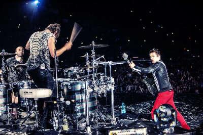 Хочу на концерт группы Muse