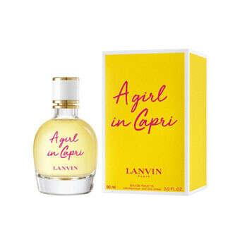 Духи Lanvin Capri лимон