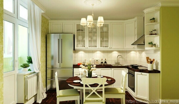 Новая кухня (мебель)