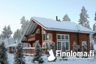 Снять домик на недельку в Финляндии