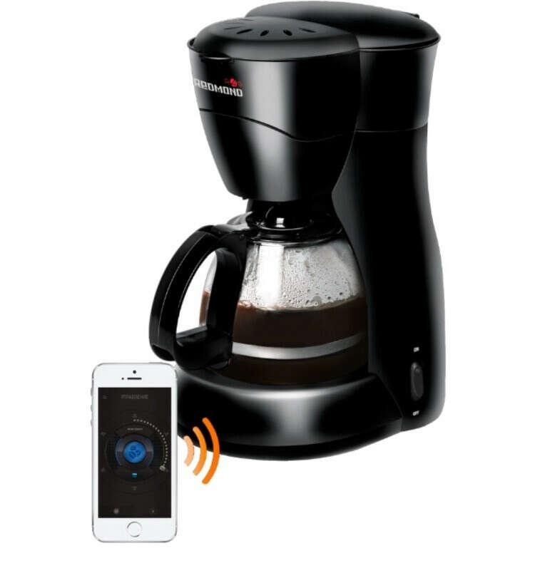 Умная кофеварка Redmond skycoffee 1508S