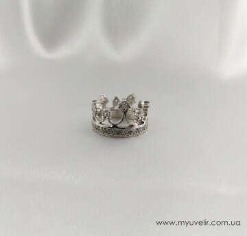 Кольцо новая корона