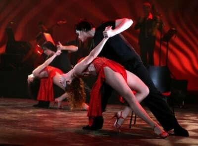 Научится танцевать танго