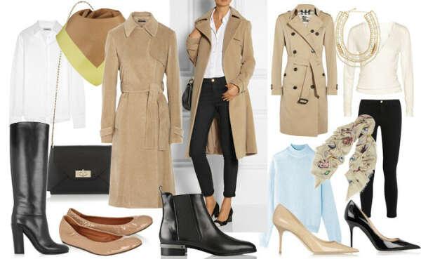 Хочу собрать базовый красивый гардероб