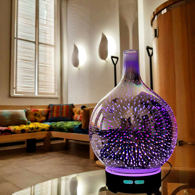 Ультразвуковой арома увлажнитель воздуха Premium Care «Звездная ночь» 3D