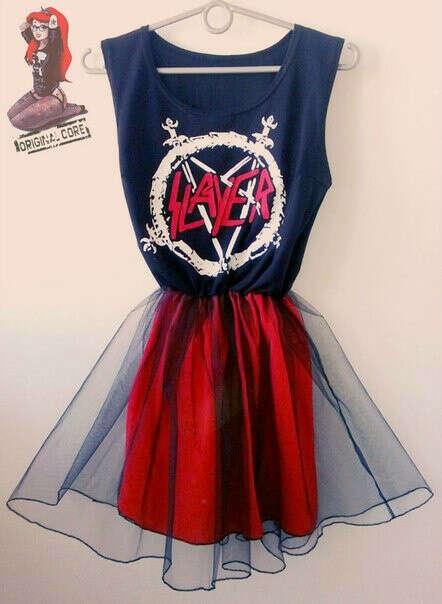 "DRESSES by ""Original Core"" Slayer"