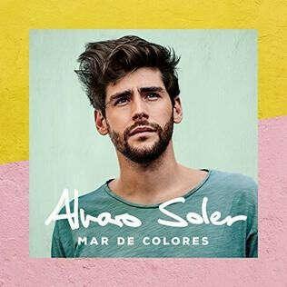 Виниловая пластинка Alvaro Soler - Mar De Colores