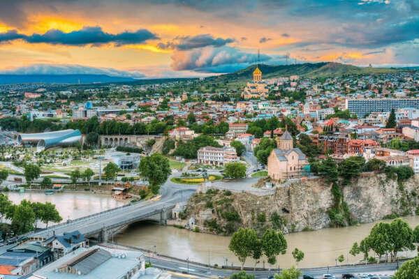 Посетить Грузию, Тбилиси