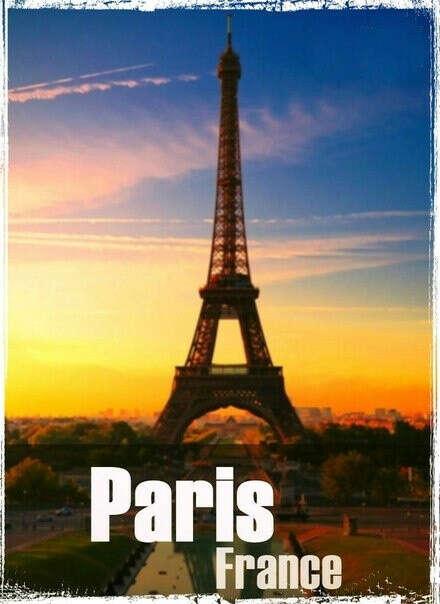 Хочу поехать в Париж