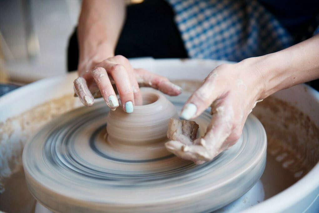 Сертификат на занятия керамикой