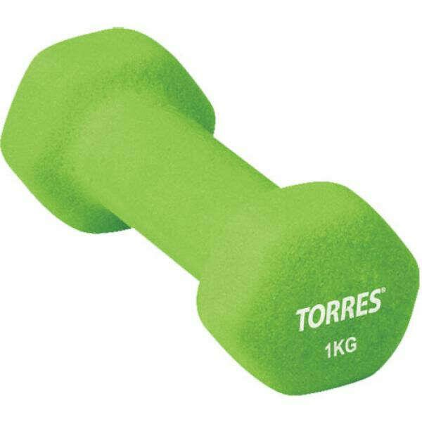 Гантели для фитнеса 1 кг.