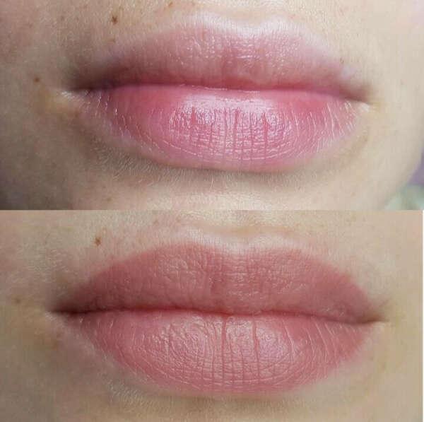Перманент губ 👄