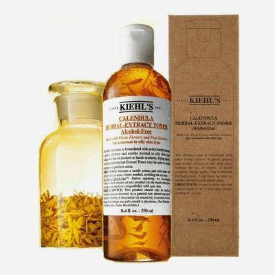 тоник Kiehl's Calendula Herbal Extract Alcohol-Free Toner
