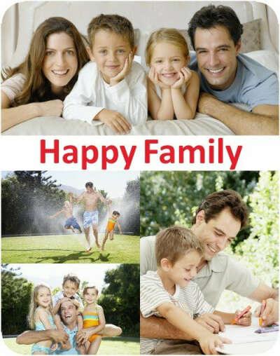 Big happy family)