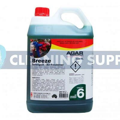 Agar Breeze Strong Odour Masking Deodoriser 5 Litre - BRE5