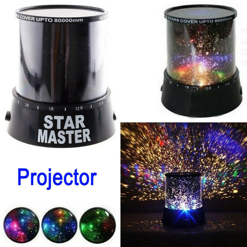 Night Romatic Gift Cosmos Star Sky