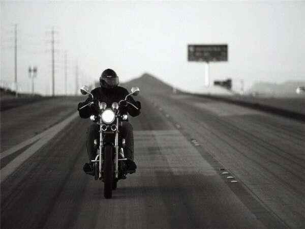 Научиться водить мотоцикл