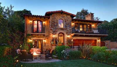 Хочу иметь загородный дом для своей семьи