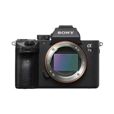 Фотоаппарат Sony Alpha A7 Mark III Body