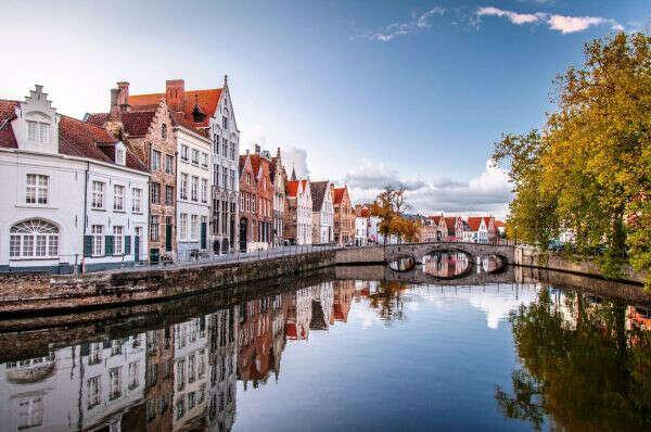 Бельгия (Брюгге-Брюссель-Гент-Антверпен)