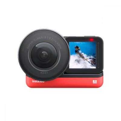 Панорамная камера Insta360 One R 1 Inch - купить, цена, отзывы, доставка. Камеры