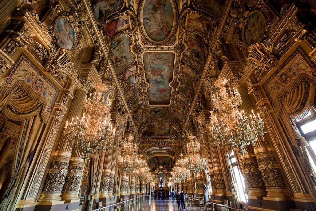 Посетить Лувр))Париж. Франция.