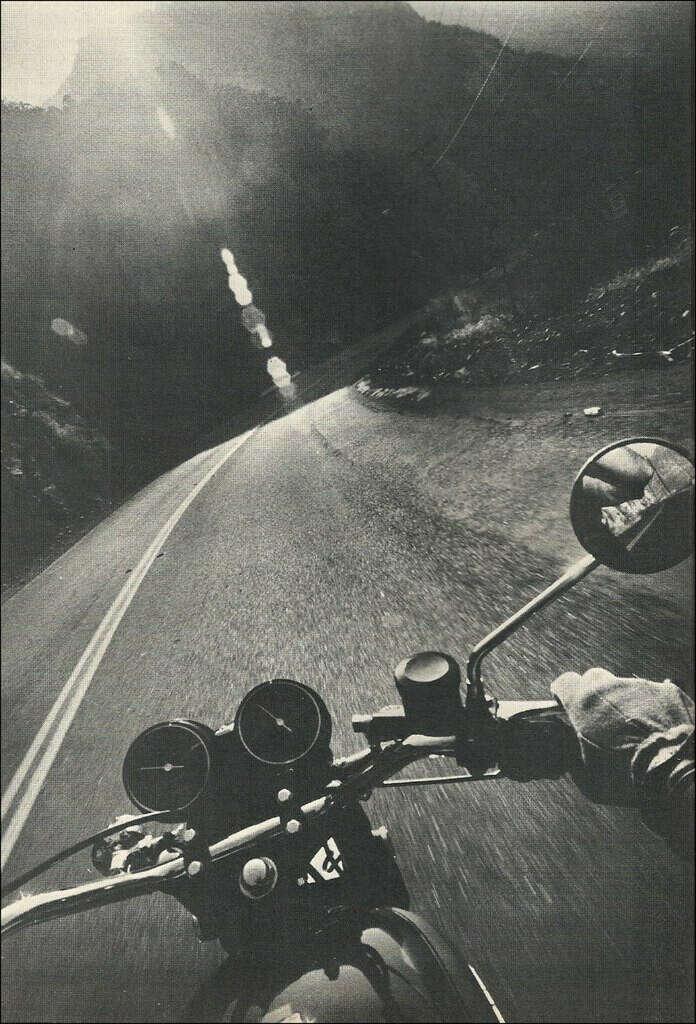 Покататься на мотоцикле